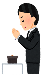 葬儀マナー-焼香-手順4
