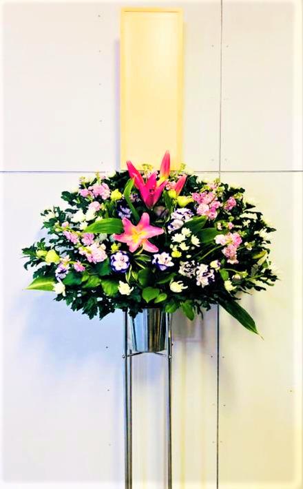 供花-1万円